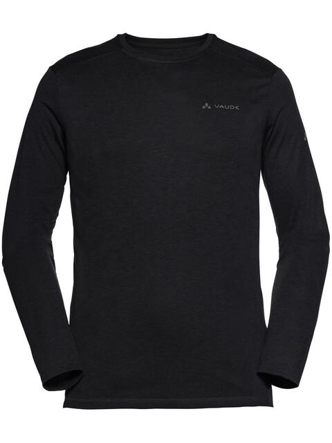 VAUDE M's Sveit LS T-Shirt black